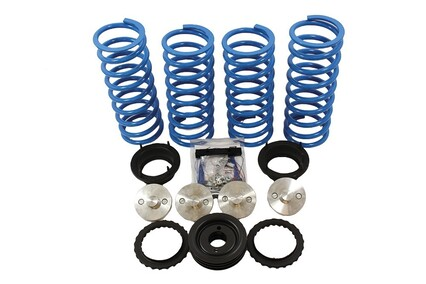 RANGE ROVER P38 AIR SPRING CONVERSION KIT +20MM DIESEL, Off